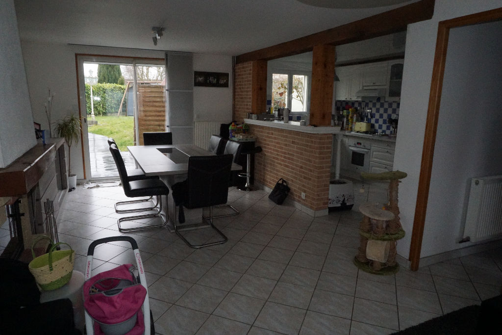 Immobilier roncq a vendre vente acheter ach maison for Garage rue du dronckaert roncq